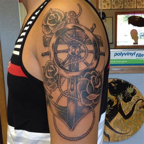 125 stunning anchor tattoos with rich meaning