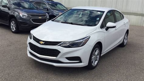 2017 Chevrolet Cruze 4dr Sdn Auto Lt Summit White Roy