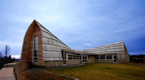 pictou landing health centre nova scotia building  architect