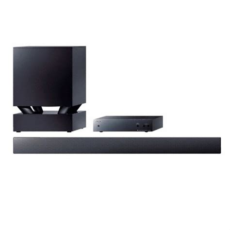 sony htct550w 3d sound bar home theater system with