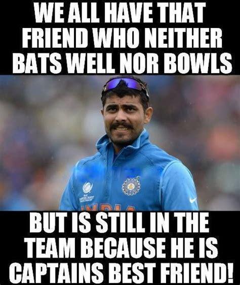 cricket troll ravindra jadeja ms dhoni india cricket