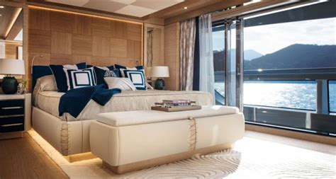 Yacht Interieur Chambre int 233 rieur yacht de luxe en photos inspirations d 233 co