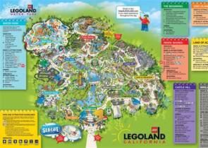 map of legoland california legoland california map