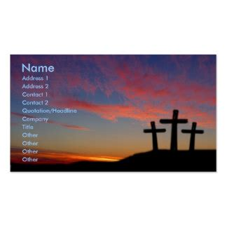 religious business card template christian business cards 2800 christian business card
