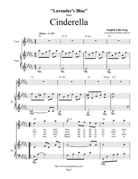 Theme Song Cinderella | cinderella lavender s blue duet violin theme music