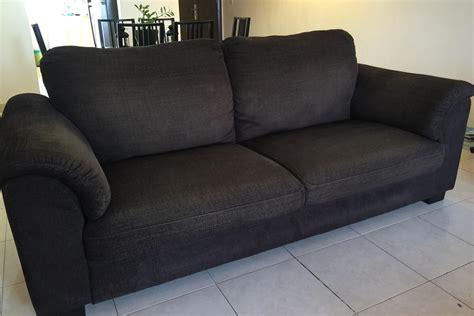 ikea sofa fabric 50 off ikea fabric sofa secondhand my