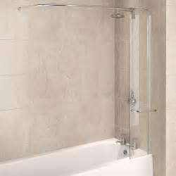 aqualux aqua 6 standard bath screen 1160078 6mm