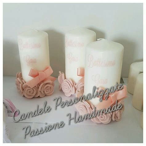 candele personalizzate candele personalizzate passione handmade