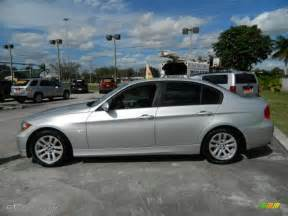 titanium silver metallic 2006 bmw 3 series 325i sedan