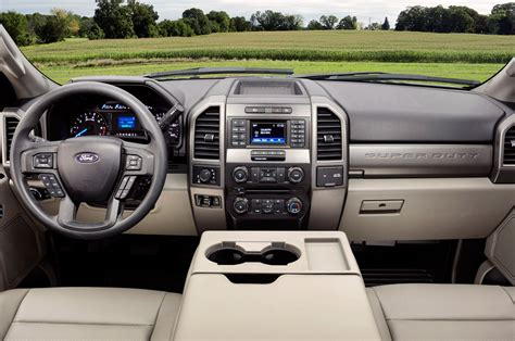 Duty Interior by 2017 Ford F 450 Platinum Duty 2017 2018 Best