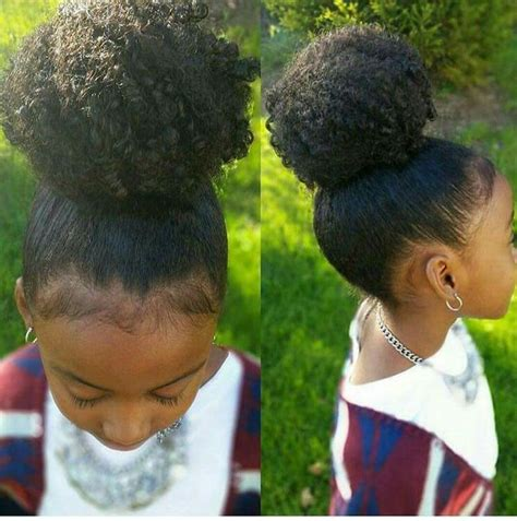 afro puff pocket bun hairstyles best 2039 h a i r d i d images on pinterest hair and beauty