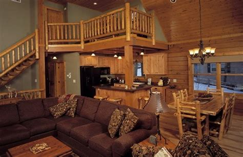 Midwest Interiors by Interiors Midwest Log Home Services