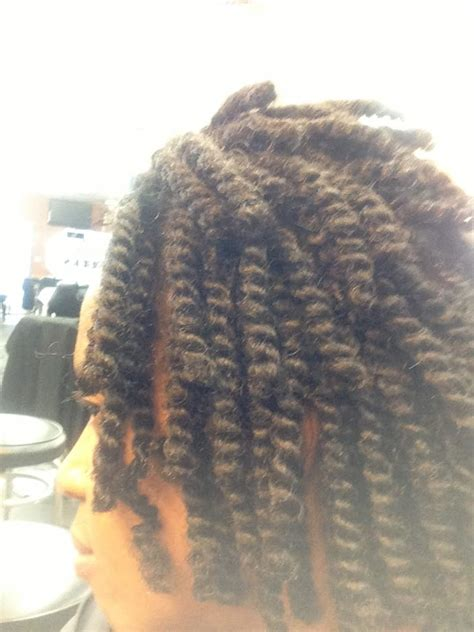 hair twists for men in silver spring short spring twist yelp