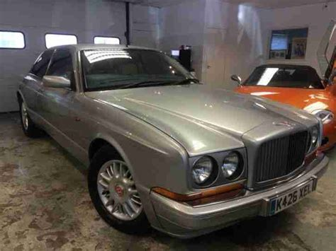 automobile air conditioning service 2011 bentley continental engine control bentley 1997 k continental 6 8 r turbo 2d auto 384 bhp car for sale