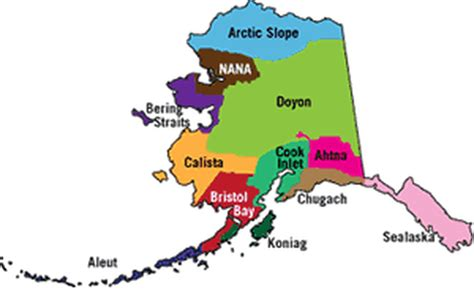 american tribes of alaska by map claims in alaska remain a work in progress alaska