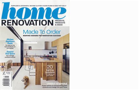 home renovation magazines home renovation magazine issue 9 vol 10 kieron gait
