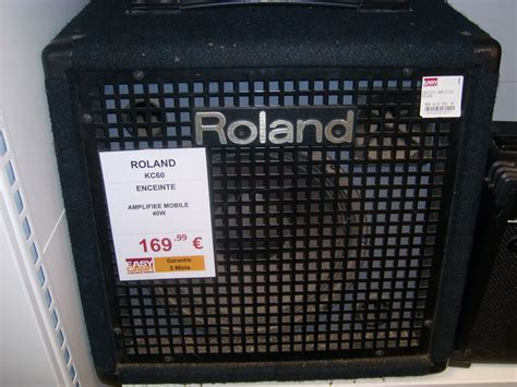 Li Keyboard Roland Kc 60 roland kc 60 image 463677 audiofanzine