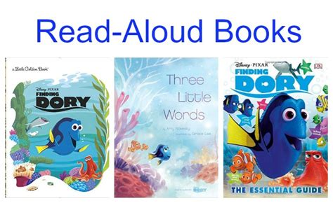 picture books read fill your bookshelves with finding dory books for