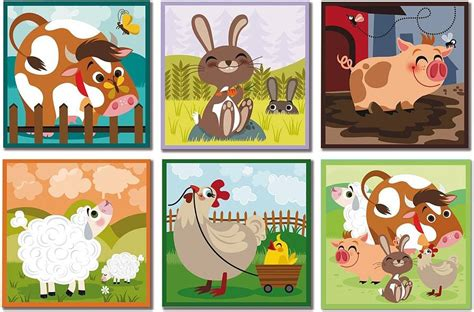 Puzzle Block Animal Geo Animal animals block puzzle by oskar catie notonthehighstreet