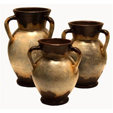Cantaro Vases   Set of 3