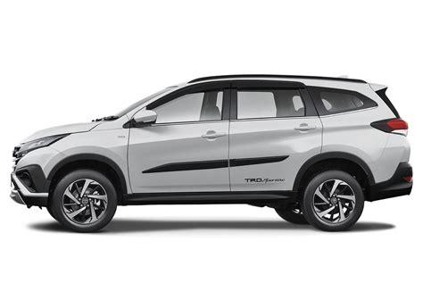 Spoiler Belakang Terios Model Trd 2018 toyota is daihatsu terios cousin carscoops