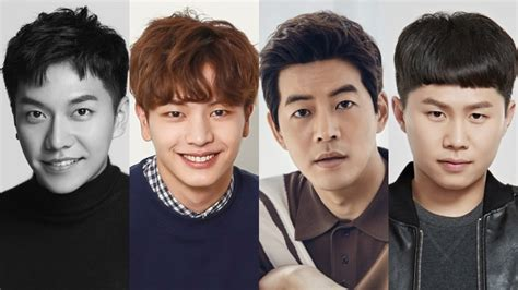 lee seung gi sungjae kdrama stars 1 for drama news actors and actresses