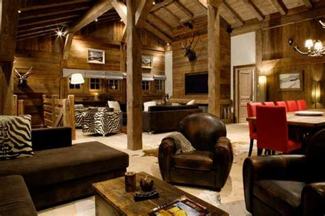 Country Home Decorating Ideas Living Room | gorgeous homes in alpine chalet style country home