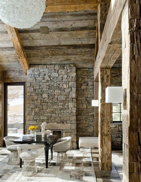 rustic decorating rustic modern decor for country spirited sophisticates