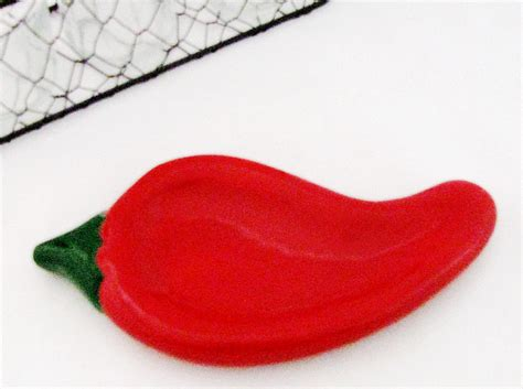 kitchen chili pepper towels wrought iron wall decor red southwest chili pepper ceramic spoon rest festive