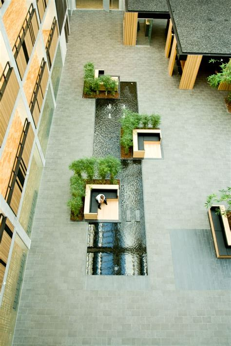 office courtyard design 25 best ideas about garden architecture on pinterest