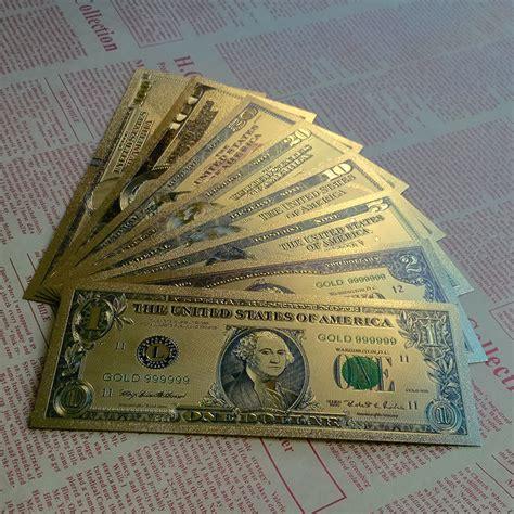 aliexpress under 1 dollar world paper money collection 8pcs set banknotes usa