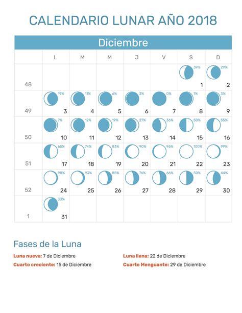 calendario con las fases de la luna diciembre 2015 tiempo calendario lunar del mes de diciembre a 241 o 2018 con fases