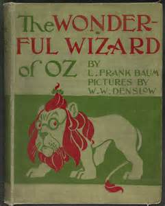 the wonderful wizard of oz library of congress