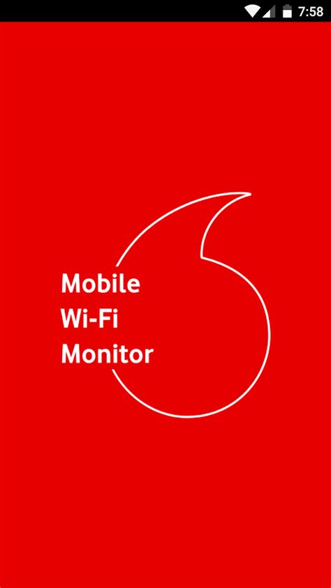 vodafone mobile wifi monitor vodafone mobile wi fi monitor android apps on play