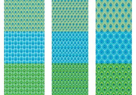peacock pattern vector peacock pattern vectors download free vector art stock