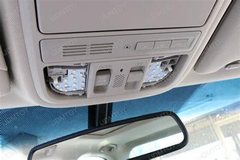 Honda Fit Interior Light by Installing Led Interior Lights On Honda And Acura