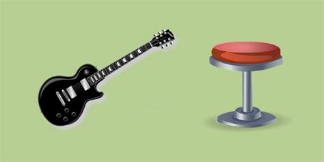 Guitar Practice Chair by Lessons Equipment And Software Voices Inc