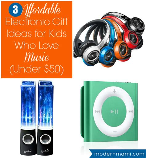 electronic gift ideas 3 affordable electronic gift ideas for who