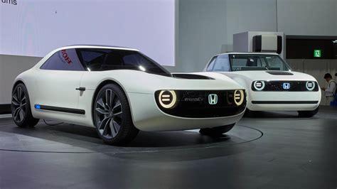 2019 honda electric car honda brings electric sports car concept to tokyo motor show