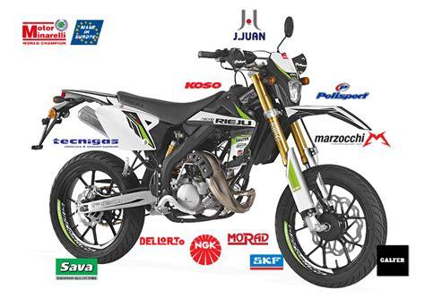 Motorrad 125 Ccm Tiefergelegt by Gebrauchte Rieju Mrt Sm Pro 50 Motorr 228 Der Kaufen