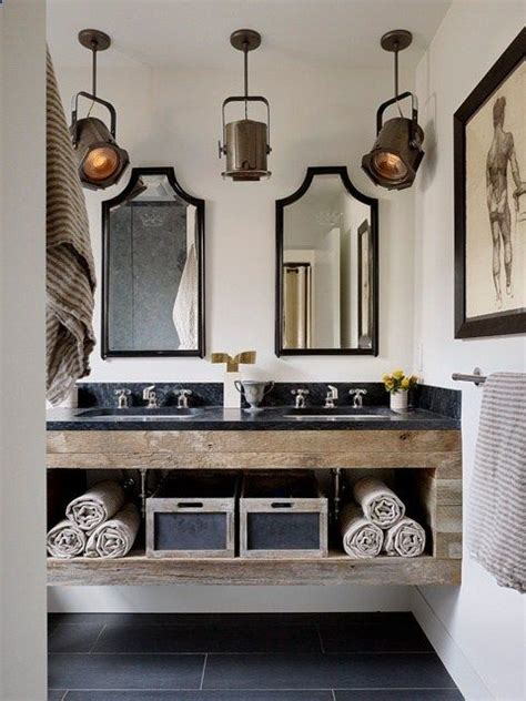 vintage bathroom lighting ideas 26 refined d 233 cor ideas for a vintage bathroom digsdigs