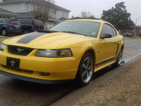 2004 mach 1 mustang 2004 ford mach 1 mustang specs