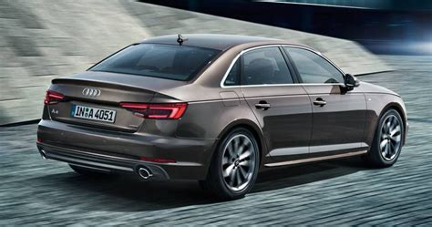 audi a4 b10 b9 audi a4 in malaysia new variants now available 1 4