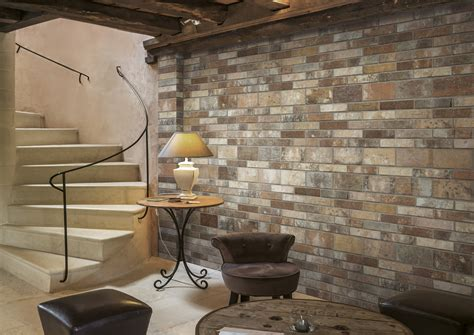 red and cream living room 16 one brick at a time the brick effect tiles wall range tile mountain west end
