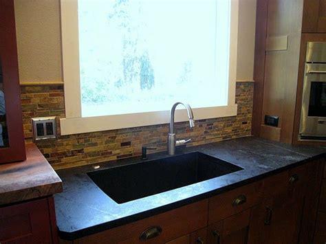 soapstone countertops houston soapstone countertops with single basin blanco silgranit