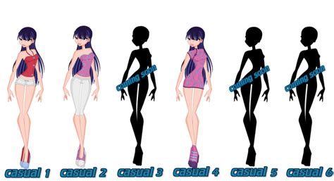 Shandy Set D shandy casual sets s1 s6 by winxfandom on deviantart