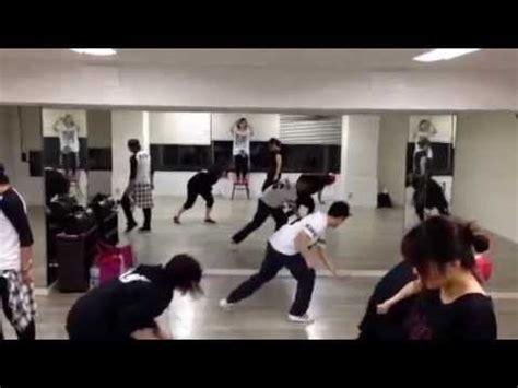 tutorial dance infinite back infinite back full dance cover urizip youtube