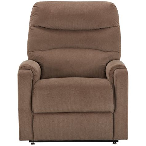 Brown Fabric Recliner Chairs City Furniture Ruby Lt Brown Fabric Power Lift Recliner