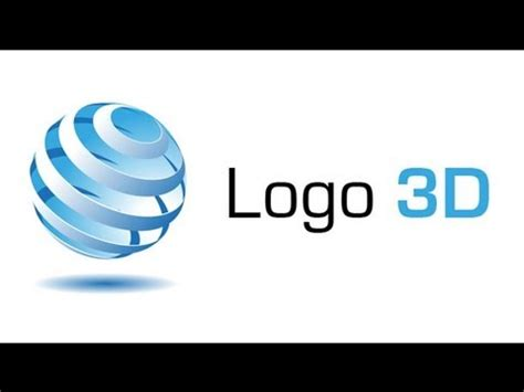 3d logo text illustrator tutorial youtube adobe illustrator tutorial nr 6 logo 3d youtube
