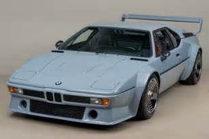 restored 1979 bmw m1 procar is as as new